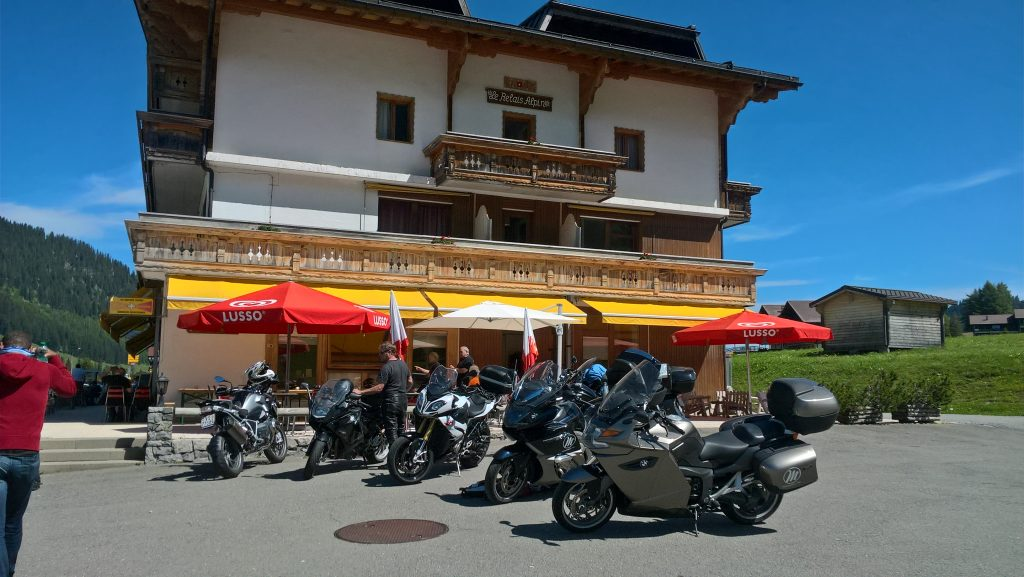 self guided switzerland motorbike tour