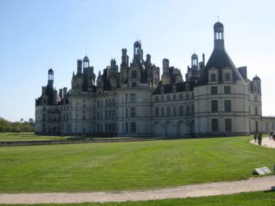 chambord france motorcycle tour