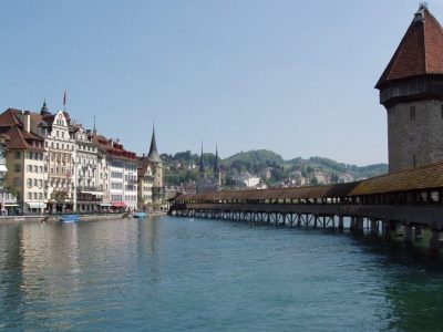 Lucerne Switzerland motorcycle tour