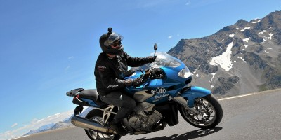 self guided motorcycle tour europe