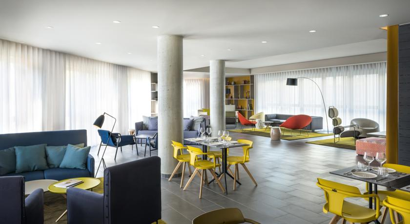 modern okko hotel for your motorcycle tour in france