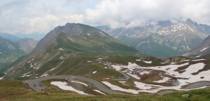 galibier motorcycle tour in france